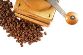 Kaffeemühle — Стоковое фото