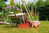 Gartenwerkzeug — Stock Photo