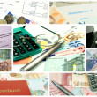 Royalty-Free Stock Photo: Finanzen und Geld