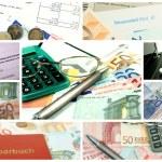Finanzen und Geld — Stock Photo #6268441