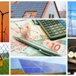Erneuerbare Energien — Stock Photo