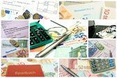 Finanzen und Geld — Stock Photo