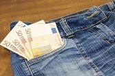 Jeans pants — Stock Photo