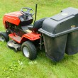 Lawn tractor — Stock Photo #6443996