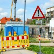 Construction sites — Stock Photo