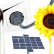 Renewable energy — Stock Photo #6540264