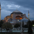 hagia sophia mosque — Stock Photo