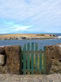 Sea gate — Stock Photo