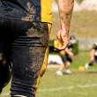 Football Player — Stock Photo #6184348