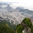 Rio de Janeiro, Christ the Redeemer - Stock Photo