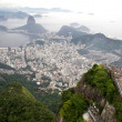 Rio de Janeiro, Christ the Redeemer — Stock Photo #6359583