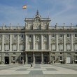 Palacio real — Stock Photo