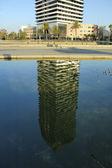Kule kıvrım — Stok fotoğraf