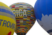 European baloon festival — Stock Photo