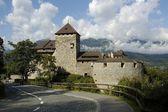 Liechtenstein castle — Stock Photo