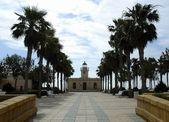 Roquetas de Mar Lighthouse — Stock Photo