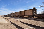 Historical train — Stock Photo