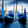 Venezia - travel romantic pleace — Foto de Stock
