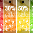 Sale abstract colors background — Stok fotoğraf
