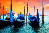 Venezia - travel romantic pleace — Stock Photo