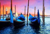 Venezia - viaje romántico pleace — Foto de Stock