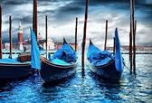 венеция - романтический pleace путешествия — Стоковое фото
