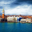 Venezia - travel romantic pleace — Stock Photo