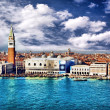 Venezia - travel romantic pleace - Stock Photo