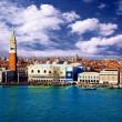 Venezia - travel romantic pleace — Stock Photo #6360089
