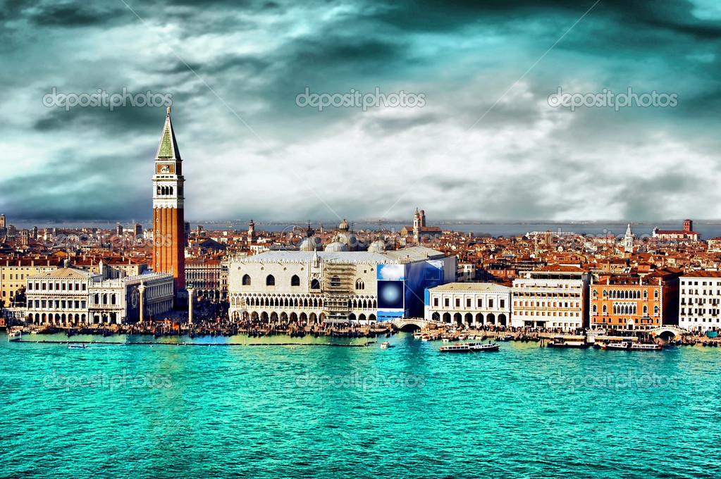 Venezia - travel romantic pleace  Stock Photo #6360080
