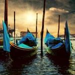 Venecie - voyage romantique pleace — Photo