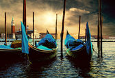 Venecie - reizen romantische plaatsen — Stockfoto
