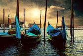 Venecie - seyahat romantik yalvarma — Stok fotoğraf