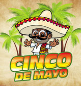 Cinco de Mayo — Stock Photo