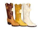 Cowboys Boots — Stock Photo