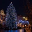 Big Christmas tree — Stock fotografie #6325703