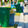 Green Bin — Stock Photo