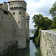 Chillon Castle — Stock Photo #6214145