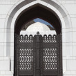 Gate to the King's Palace of Muscat — Stock Photo