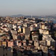 Panoramic view of Istanbul from the Galata Tower — Stock Photo