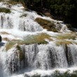 Waterfall in Krka National Park in Croatia — Stock Photo #6243909