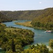 Krka National Park in Croatia — Stock Photo
