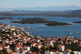 クロアチアの町 murter — ストック写真