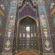 Stock Photo: Interior of Grand Mosque in Muscat, Oman