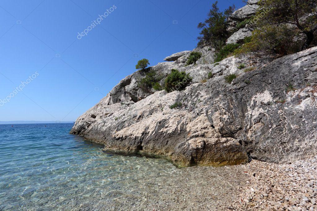 Adriatic Coast Croatia Adriatic Coast in Croatia