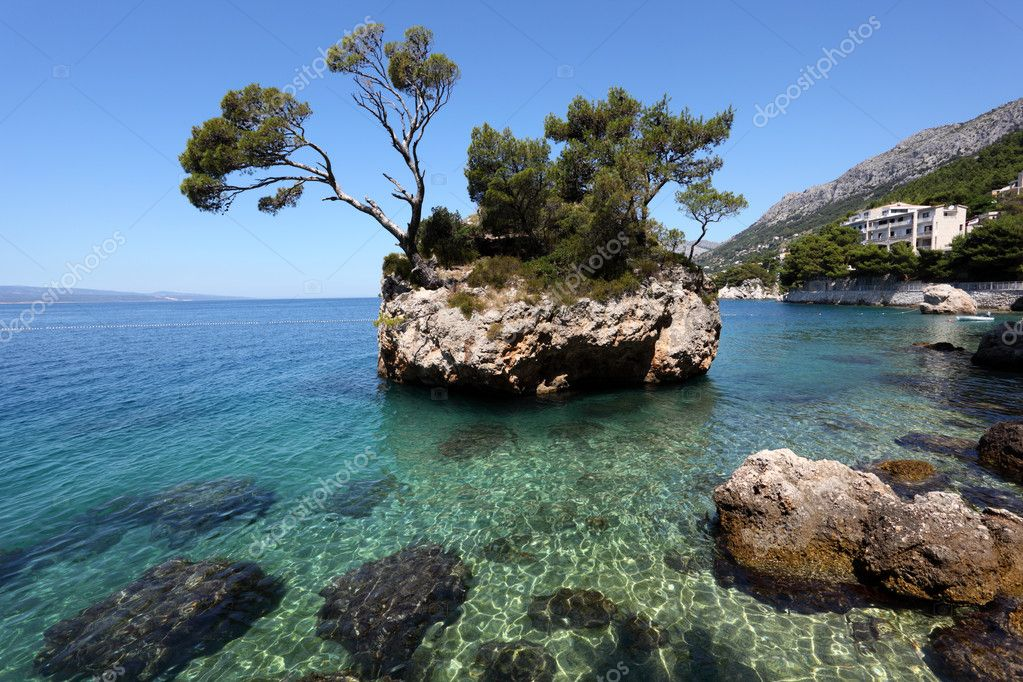 Adriatic Coast Croatia Adriatic Coast of Croatia
