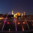 Fountain at Hagia Sophia Mosque in Istanbul - Foto Stock