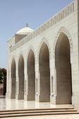 Sultan Qaboos Grand Mosque in Muscat, Oman — Stock Photo
