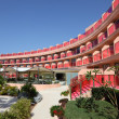 Hotel building on Canary Island Tenerife, Spain — Stock Photo