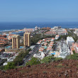 Royalty-Free Stock Photo: View over Las Americas, Canary Island Tenerife, Spain